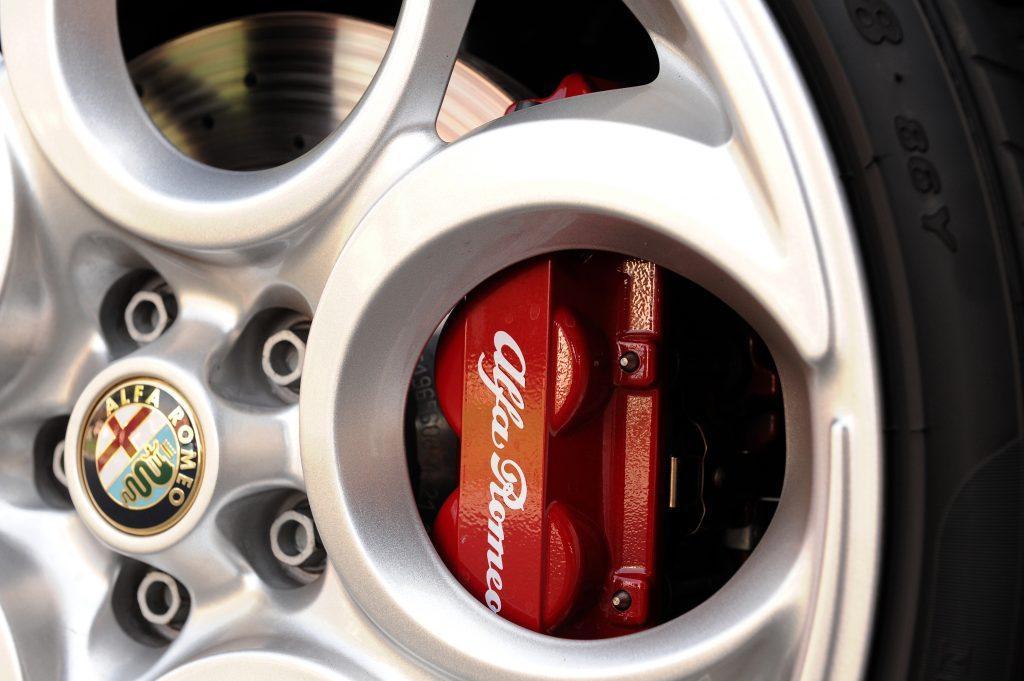 Alfa Romeo 4C velg (2014)