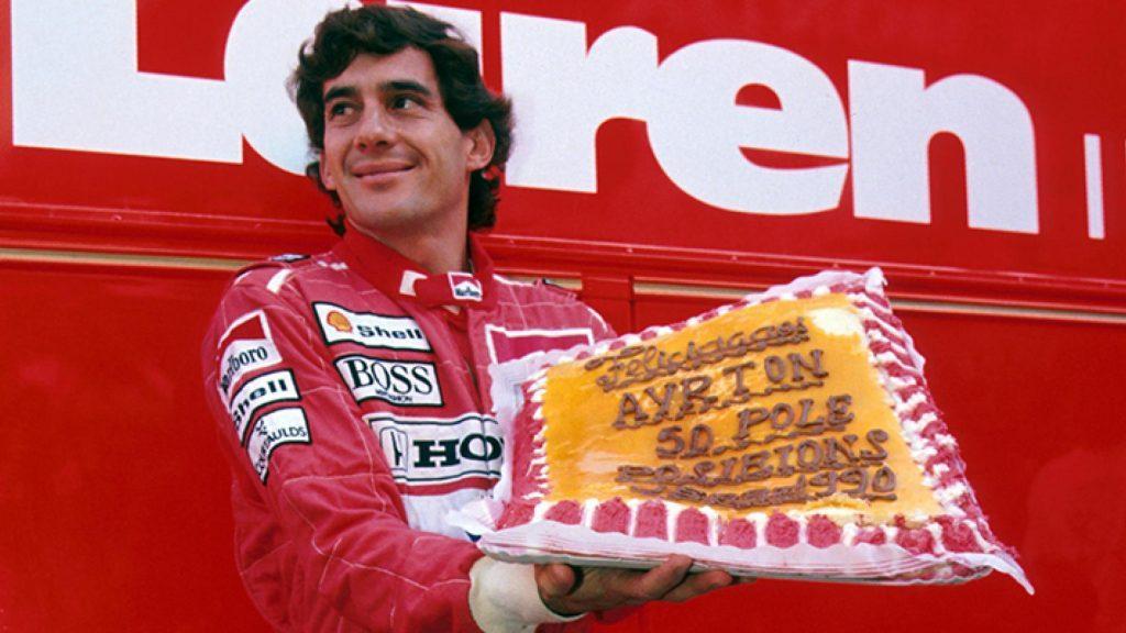 Ayrton Senna Grand Prix van Spanje (1990)
