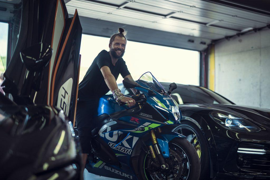 Dj La Fuente Suzuki GSX-R1000R