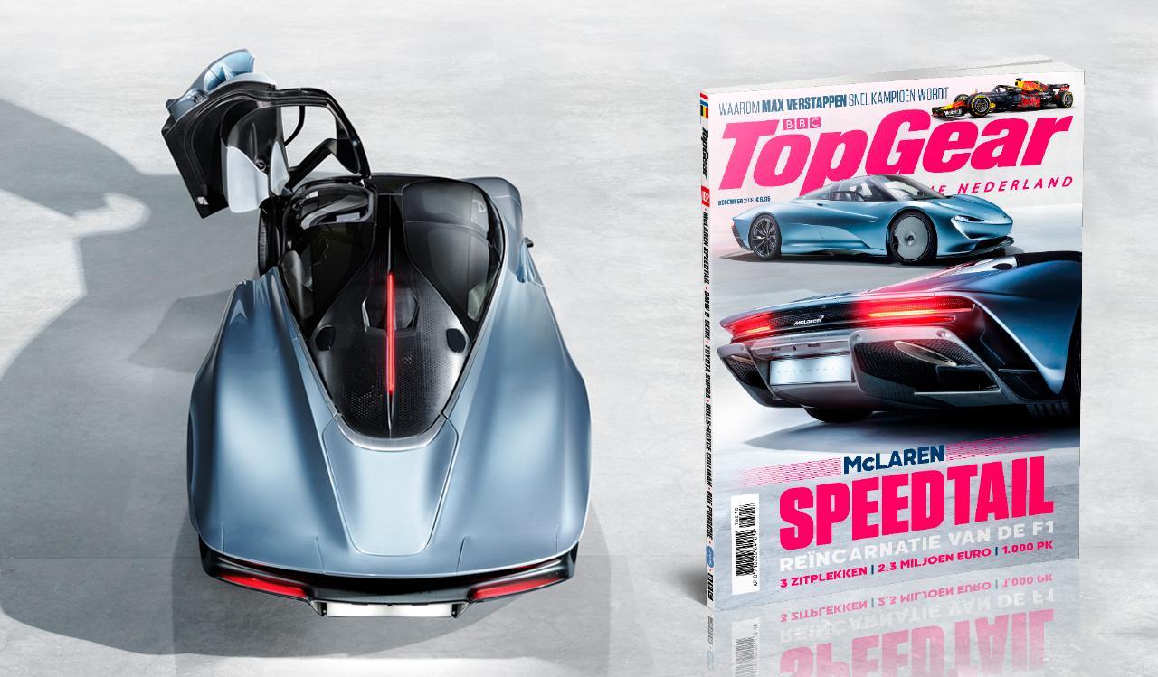 TopGear Magazine 162: inhoud