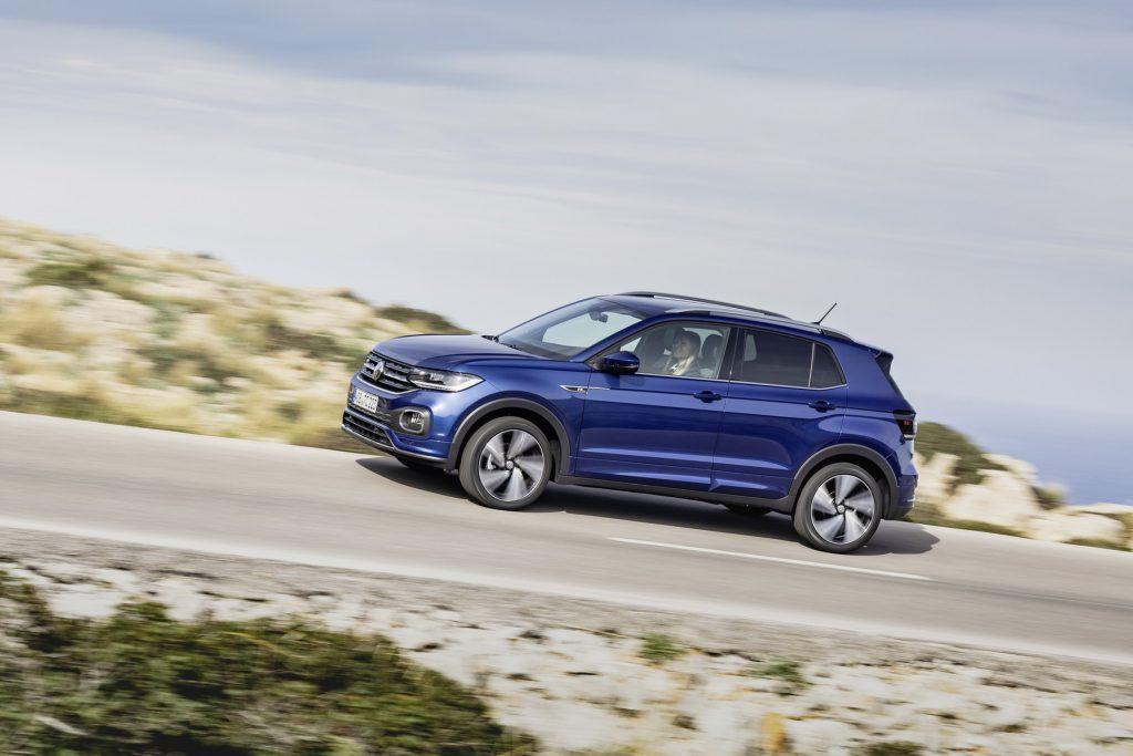 Volkswagen T-Cross: 1e rij-indruk