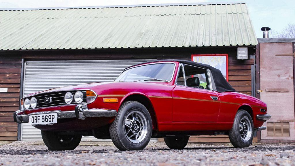 Triumph Top 9: Britse Autoblunders