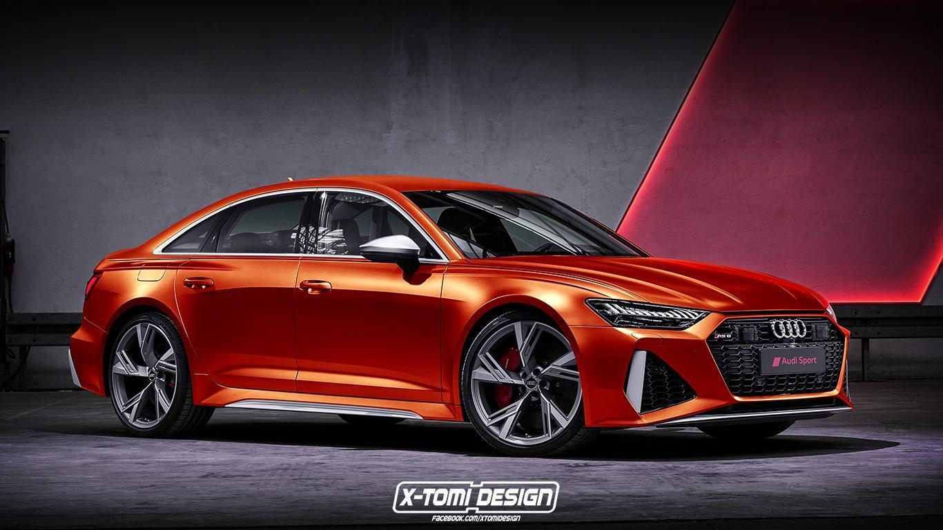 Audi RS 6 sedan 2019 X-Tomi Design