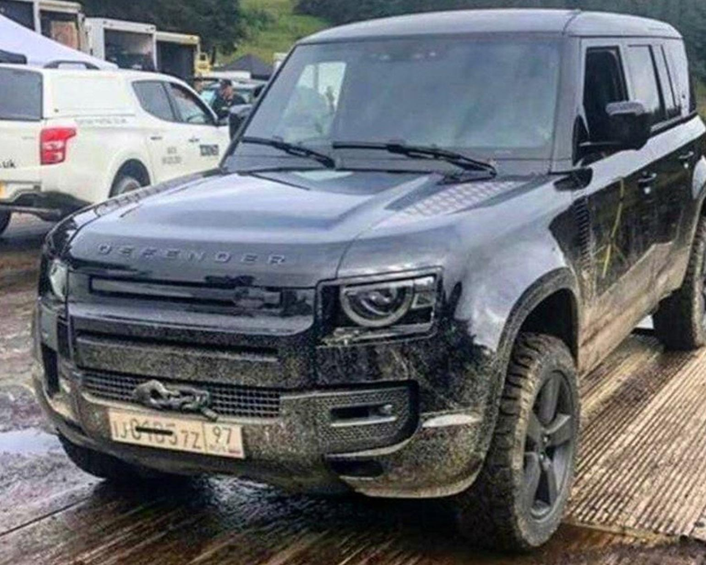 Nieuwe Land Rover Defender 2020 gelekt