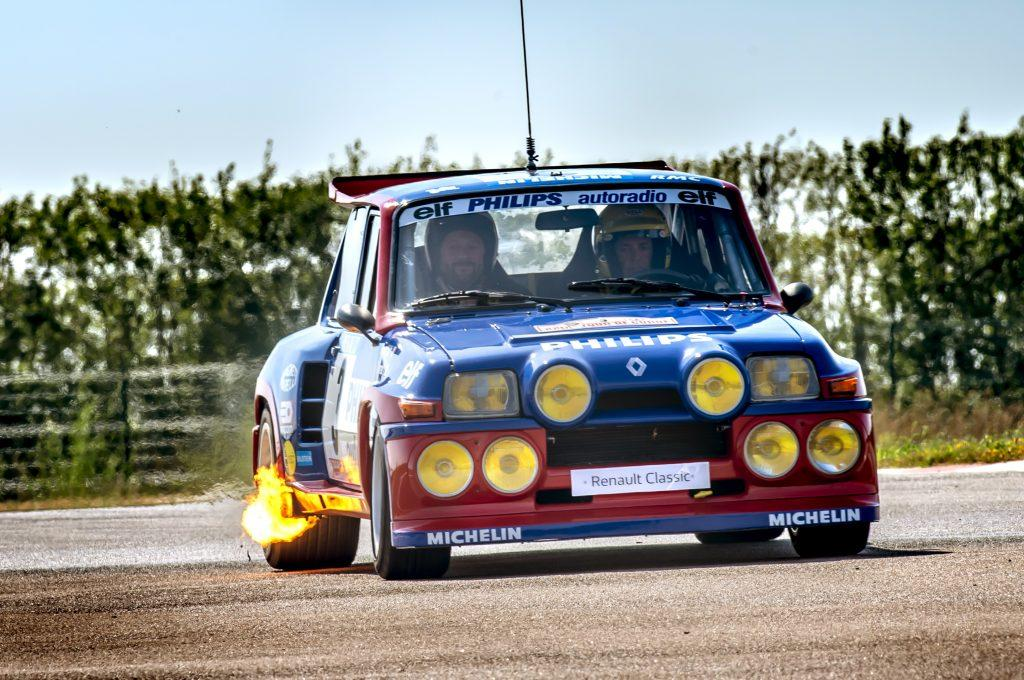 Renault 5 classic Turbo