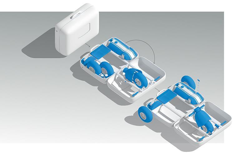 Mazda koffer-kart